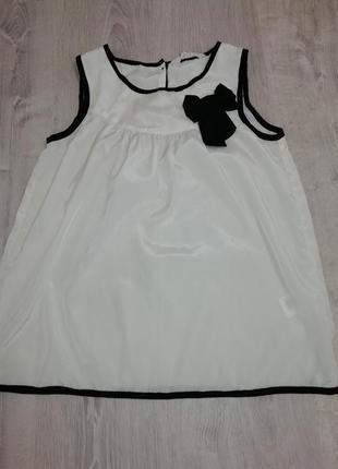 Нарядная блуза hm