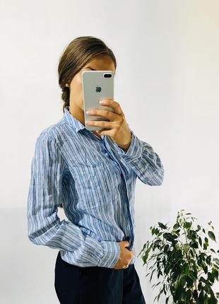 Льняная рубашка1
