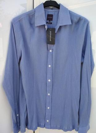Рубашка promod франция р. л