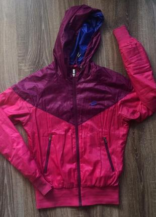 Nike windrunner ветровка куртка виндраннер размера s
