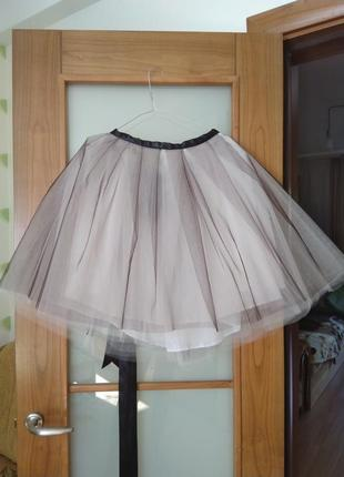 Шикарная юбка пачка