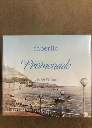 Парфюмерная вода для женщин promenade от faberlic