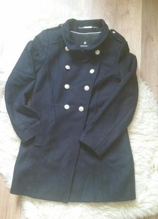 Пальто швейцария  navyboot  оригинал