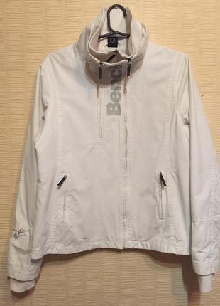 Фирменная брендовая легкая непродуваемая куртка