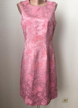 Нарядное коктейльное платье размер нем 38, укр 44-46, your sixth sense (c&a)