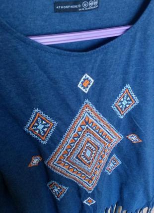 Этно футболка