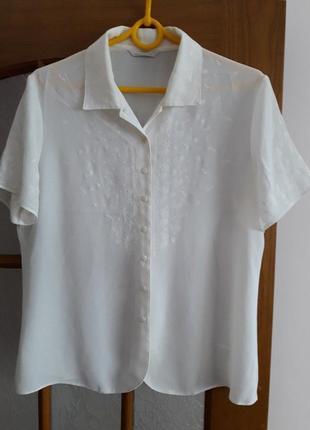 Брендовая блузка рубашка блуза
