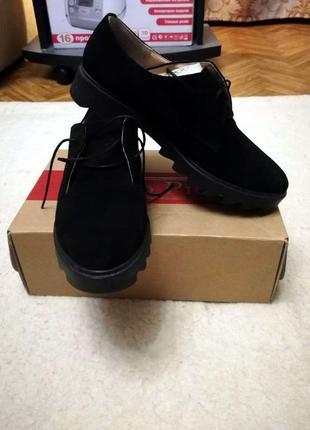 Обалденные туфли marco piero