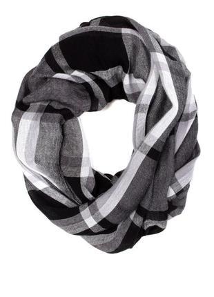 Большой шарф из 100% вискозы h&m