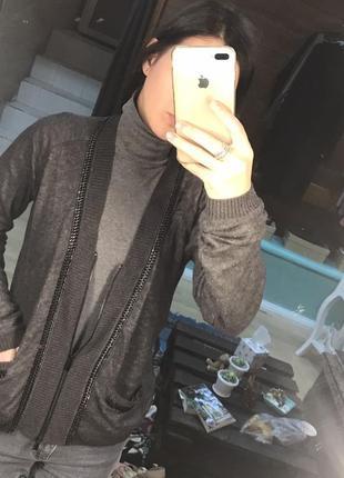 Кофта кардиган armani jeans