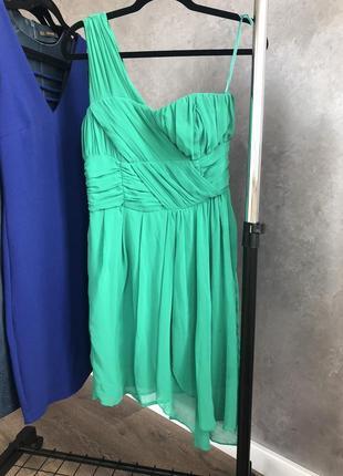 Коктельное платье h&m