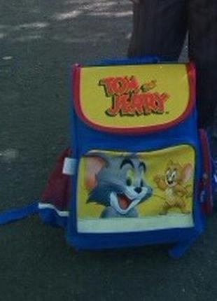 Рюкзак -портфель на каркасе