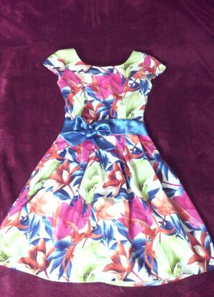 Весеннее платье для принцессы