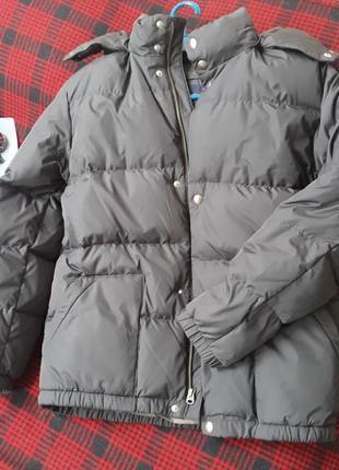 Зимняя пуховая куртка gap