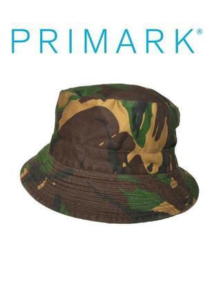 Камуфляжная панамка primark