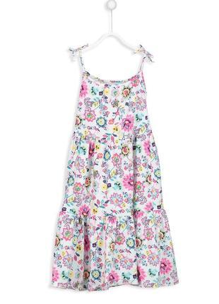 Сарафан платье яркий