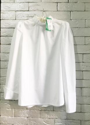 Стильная рубашка 100% хлопок h&m,p.m