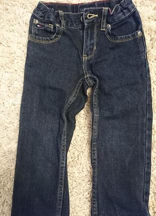 Детские джинсы tommy hilfiger