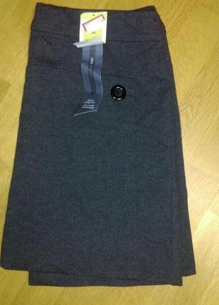Модная ,удобная юбка мини большого размера
