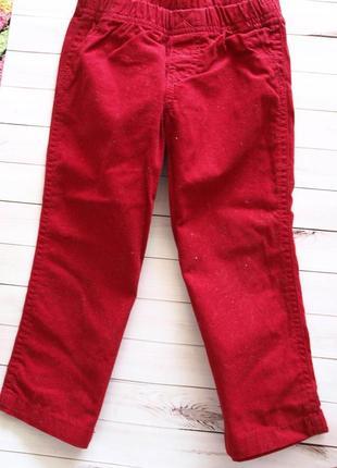 Осенние брюки carters