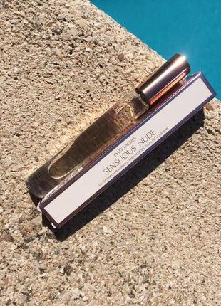 Estee lauder sensuous nude eau de parfum роликовые духи 6 мл оригинал