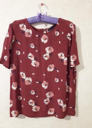 Вискозная блуза 14 размер