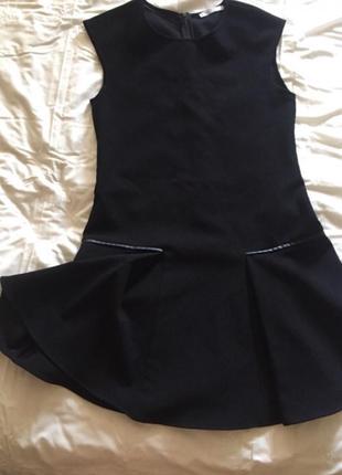 Маленькое чёрное платье mango