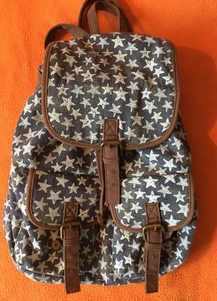 Рюкзак в зірочки