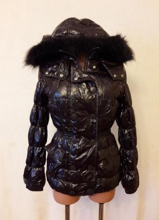 Демисезонная куртка фирмы tally weijl p. 8/36 ( s )