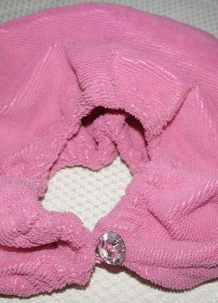 Фибра love to lounge тюрбан-полотенце для сушки волос челма1