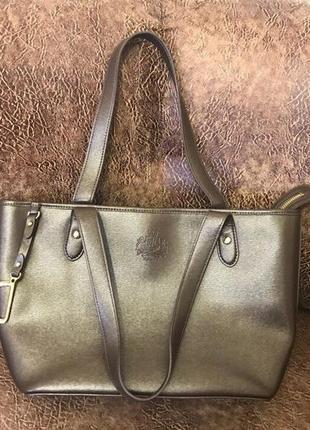 Продам свою сумку ralph lauren