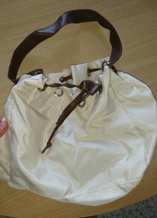 Тканевая сумочка