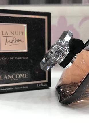 Оригинал lancome la nuit tresor 50 мл. парфюмированная вода