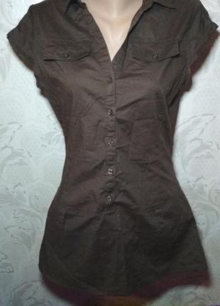 Рубашка платье туника 46-48