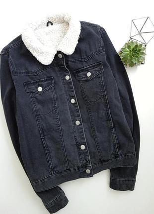 Очень крутая джинсовая косуха/джинсовая куртка/джинсовка