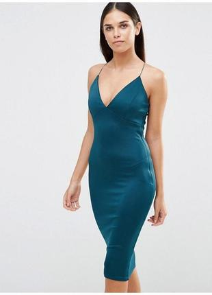 Платье миди ax paris