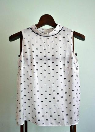 Легкая воздушная блуза 14