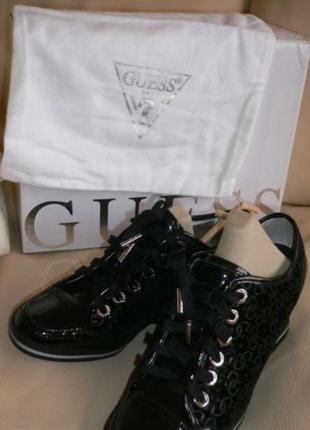 Элегантные ботинки guess ботильоны полусапожки