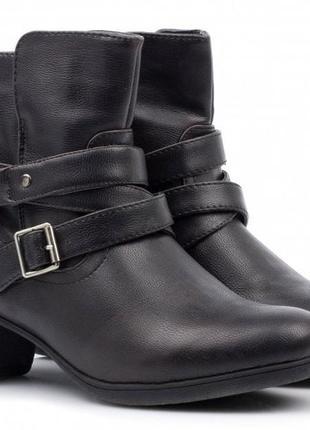 Роскошные ботинки полусапоги полусапожки на небольшом удобном каблуке плато plato 36-41
