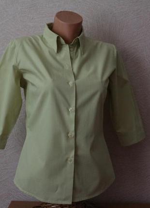 Reach- фирменная,офисная блузка, m-l