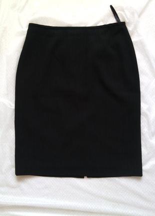 Классическая юбка - карандаш р 12 с блестками