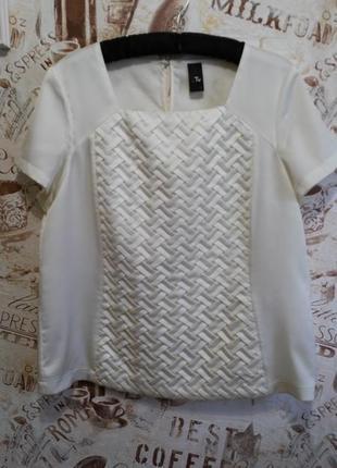 Элегантная блуза 14-16 р.