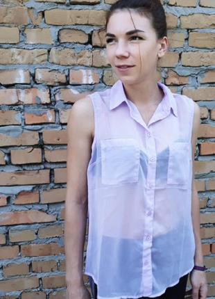 Блуза, рубашка terranova
