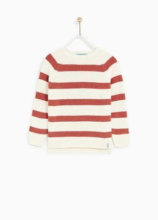 Детский свитер zara. размер 14 лет