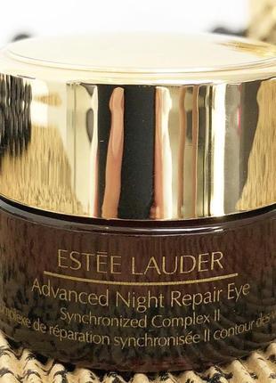 Гель-крем вокруг глаз estee lauder advanced night repair eye