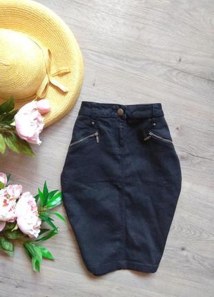 Джинсова юбка  дешевий одяг у наявності  88fb20a662b2b