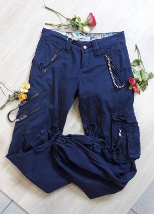 Уценка!!! брюки спорт гламур, италия оригинал.