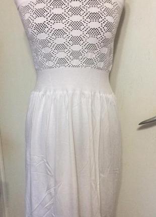 Платье бьюстье