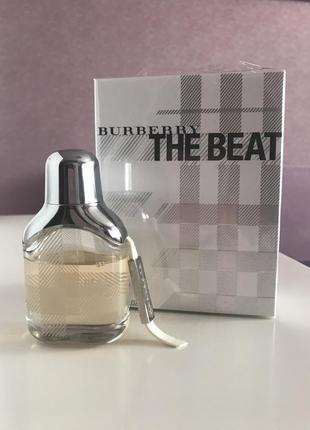 Парфюм духи burberry the beat 30мл оригинал