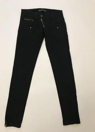Чёрные джинсы terranova 34 xs